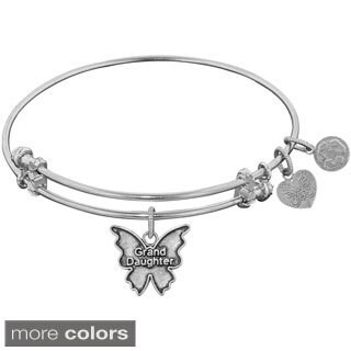 Angelica Granddaughter Charm Bangle Bracelet
