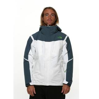 The North Face Men's Vortex Triclimate TNF White Jacket