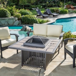Christopher Knight Home Hemingway Outdoor Fire Pit
