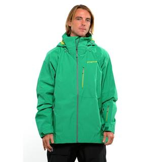 Patagonia Men's Tumble Green Powder Bowl Freeride Jacket