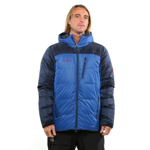 Mammut Men's Whale-Dark Space Ambler Hooded Jacket