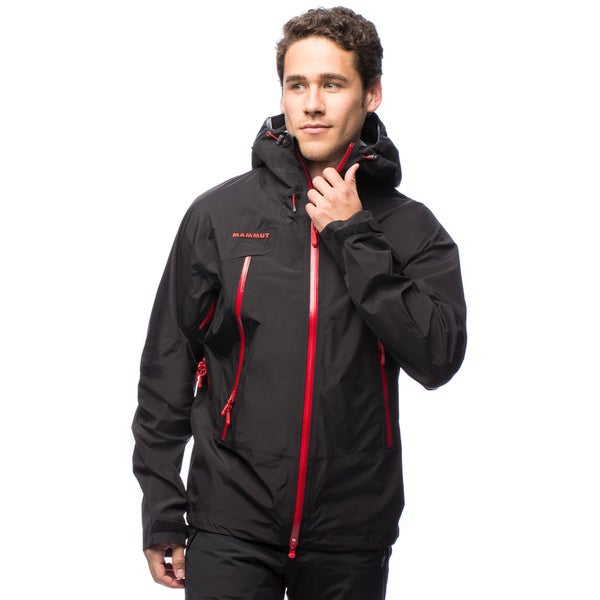 Mammut Men's Black- Inferno Teton Jacket