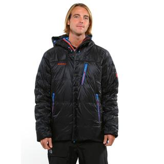Mammut Men's Black Eigerjock Jacket