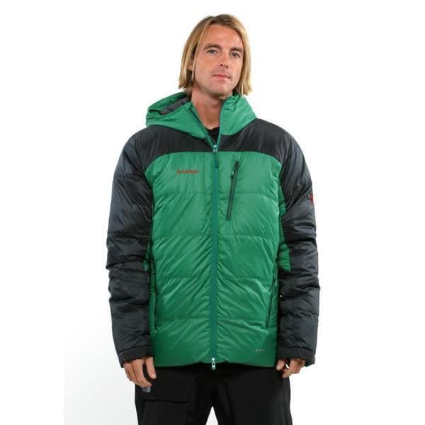 Mammut Men's Amazon-Graphite Ambler Hooded Jacket