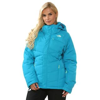 The North Face Women's Heavenly Down Borealis Blue Jacket