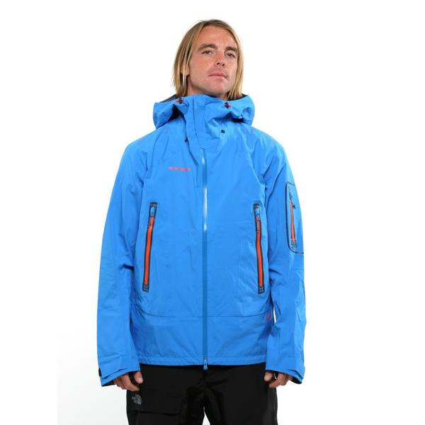 Mammut Men's Cyan Nordwand Pro Jacket