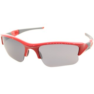 Oakley Men's 'Flak Jacket' Infared Plastic Sport Sunglasses