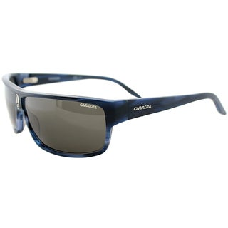 Carrera Unisex '61 X5K/NR' Striped Sunglasses
