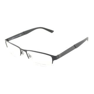 Gucci Men's 'GG 2230 PDE' Semi-rimless Eyeglasses