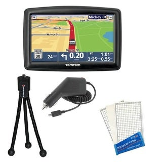 TomTom START 55 5-inch GPS Navigator with Roadside Assistance