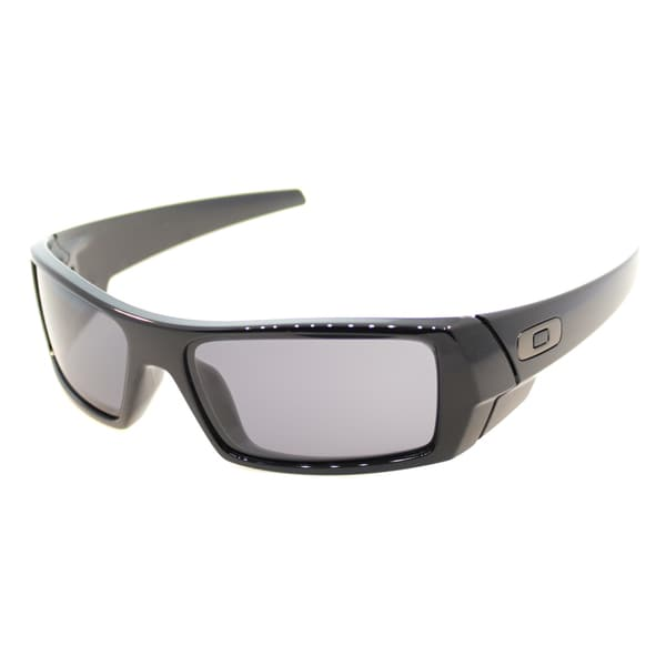 Oakley Men's Gascan 'OO9014 03-471' Sport Sunglasses