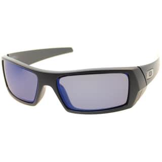 Oakley Men's 'Gascan OO9014 26-244' Black Sport Sunglasses