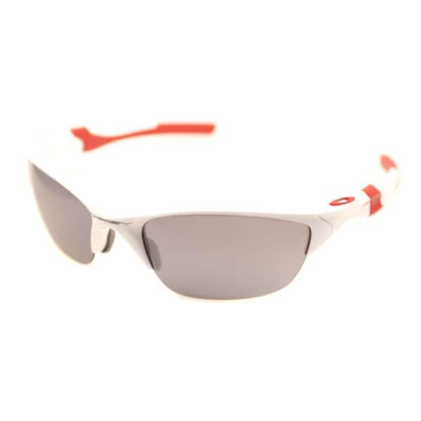 rkshs White Oakley Sport Sunglasses