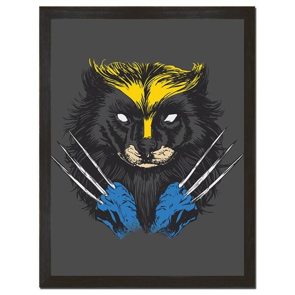 Wolverine 18x24-inch Art Print