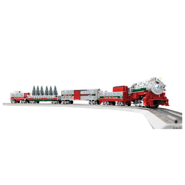 North Pole Express O Gauge Ready-to-Run Freight Set 14249462