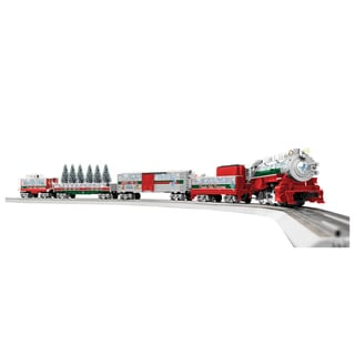 North Pole Express O Gauge Ready-to-Run Freight Set
