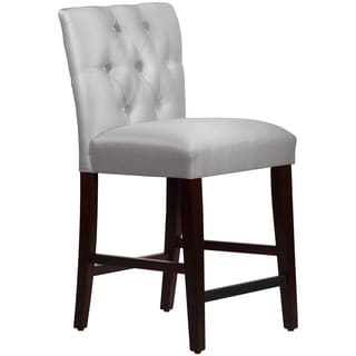 Made to Order Tufted Mor Counter Stool