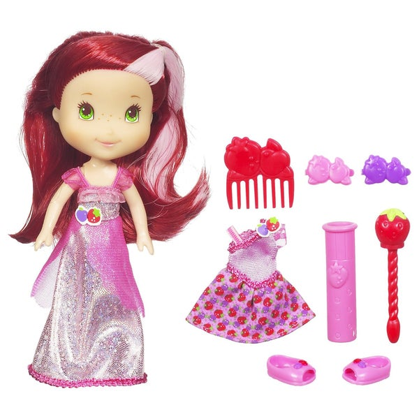 Strawberry Short Cake Berry Blends Doll