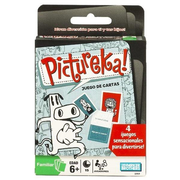 Pictureka Card Game