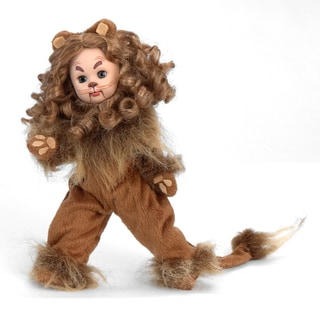 Cowardly Lion from the Wizard of Oz Collection Doll