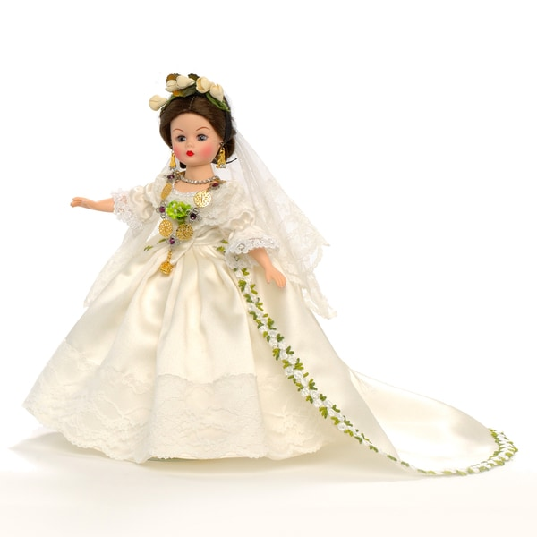 Limited Edition Queen Victoria Doll