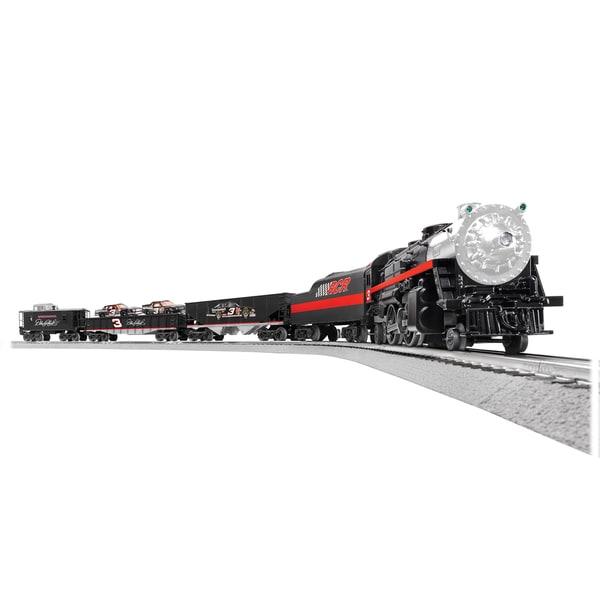 Lionel Nascar Dale Earnhardt Sr. O Gauge Train Set