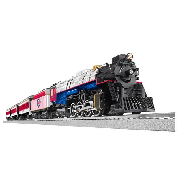 Lionel Philadelphia Phillies Berkshire Steam Train Set