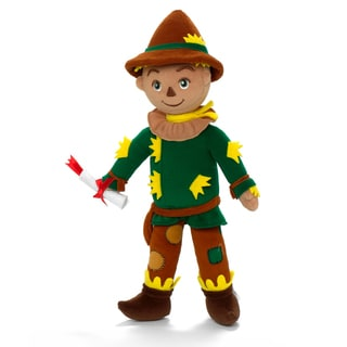 Washable Cloth Dolls-Scarecrow