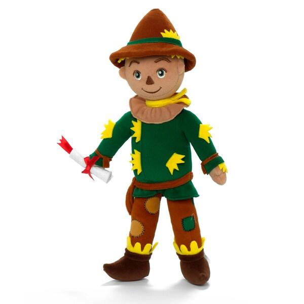 Washable Cloth Dolls-Scarecrow