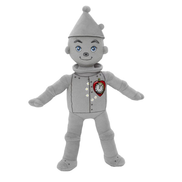 Washable Cloth Dolls-Tin Man