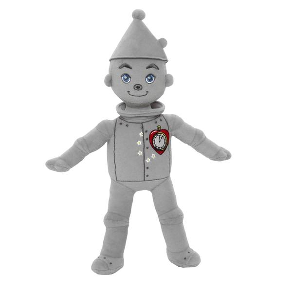 Washable Cloth Dolls-Tin Man