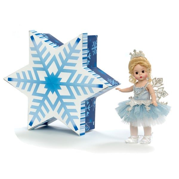 Christmas Snowflake Wendy in Special Snowflake Box Doll