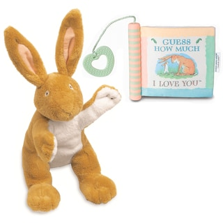 Guess How Much I love You Book and Plush Bundle