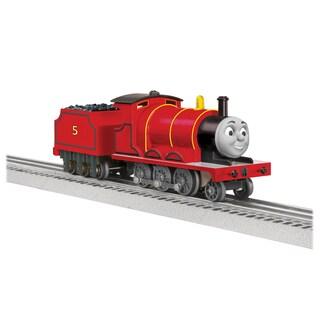 Lionel Trains Thomas and Friends James Locomotive Set