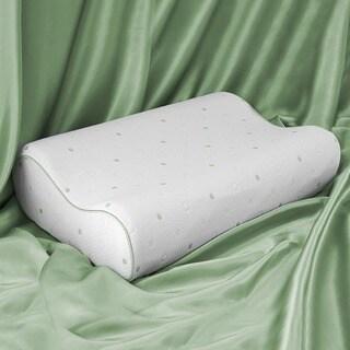 SwissLux Vitality Memory Foam Contour Pillow
