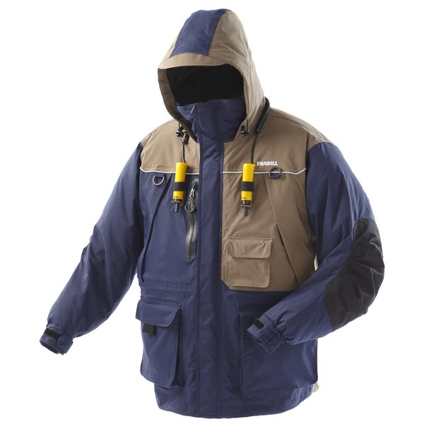 Frabill i4 ice fishing jacket 16762791 for Best ice fishing bibs