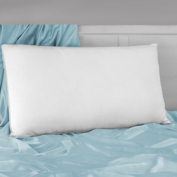Swiss Lux Euro Cloud Side Sleeper Memory Foam Pillow
