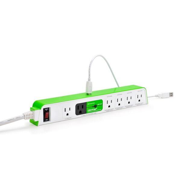 Incasolution Checktap Energy Saving Power Strip