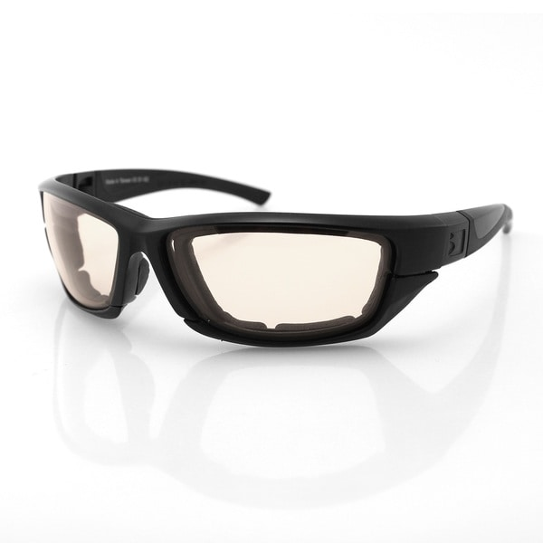Bobster Decoder 2 Matte Black Photochromic Eyewear