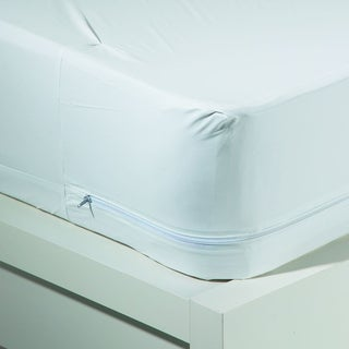 Hypo-Allergenic Bug Blocker Zippered Mattress Cover