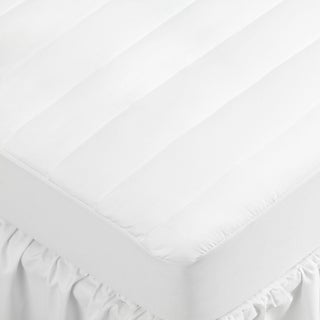 250 Thread Count Fitted Mattress Pad