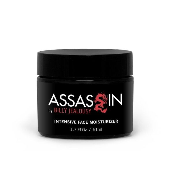 Billy Jealousy Assassin 1.7-ounce Intensive Face Moisturizer