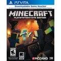 PS Vita - Minecraft (Voucher Only)
