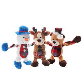 Charming Pet Products Holiday Pulleez Dog Toy