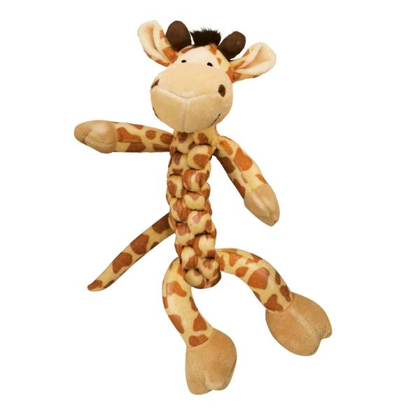 Kong Braidz Giraffe Dog Toy