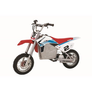 SX500 Dirt Bike Red and Blue