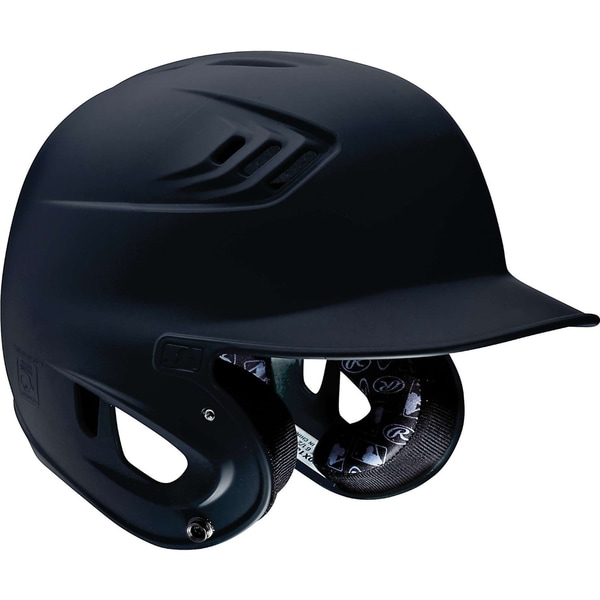Rawlings S70 Navy Junior Helmet