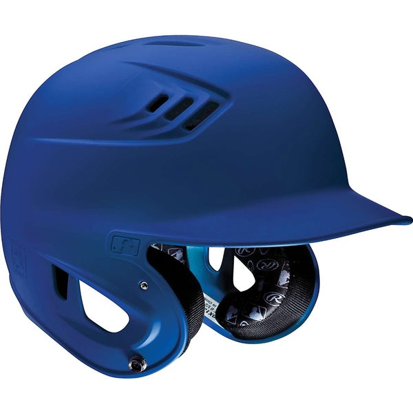 S70 Junior Royal Blue Batting Helmet
