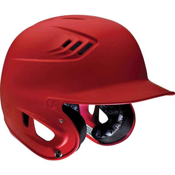 S70 Scarlet Junior Batting Helmet