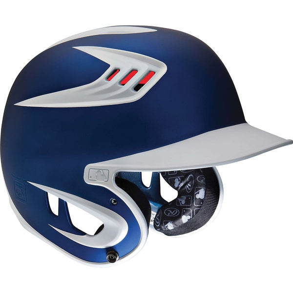 Rawlings S80 Two-Tone Senior Royal Blue Helmet